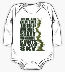 There Are Giants in the Sky! One Piece - Long Sleeve