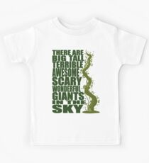 There Are Giants in the Sky! Kids Tee