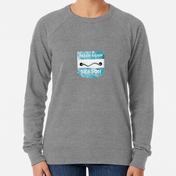 Beach Haven Beach Badge Lightweight Sweatshirt