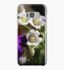 White Bells Samsung Galaxy Case/Skin