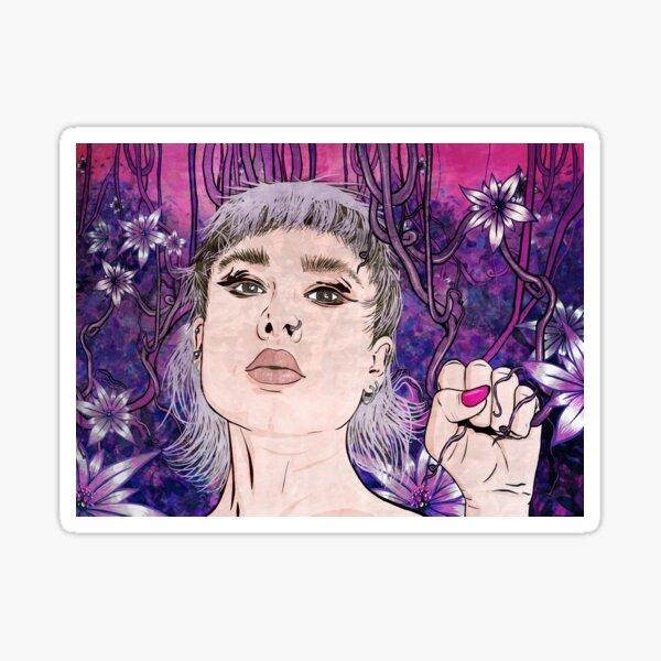 ECO FEMINISM Sticker