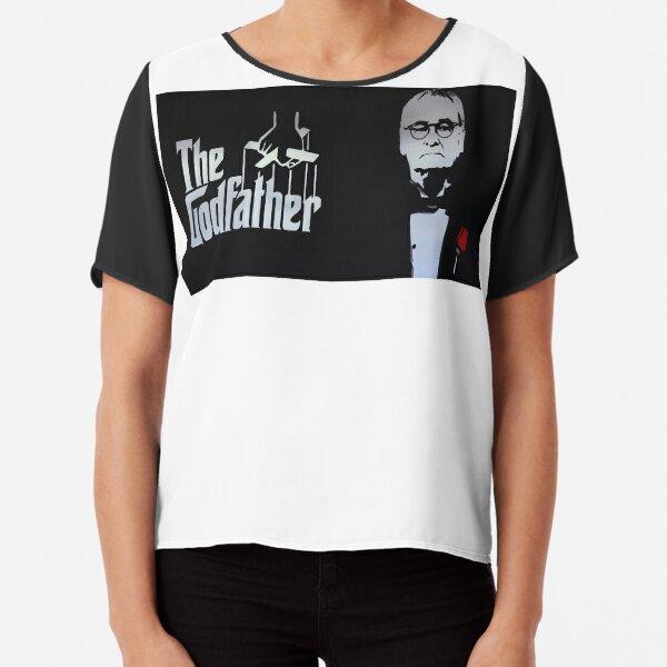 Ranieri Leicester City Champions 2015/16 (T-shirt, Phone Case & more)  Chiffon Top