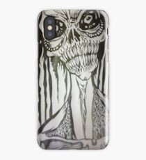 wierd iPhone Case/Skin