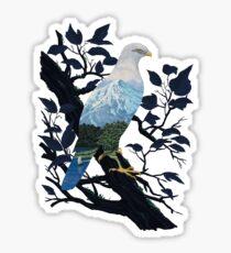 Eaglescape Sticker