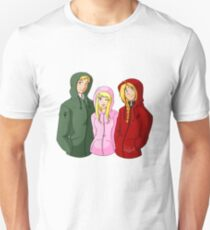 Risembool Trio - Hoodie Edition Unisex T-Shirt
