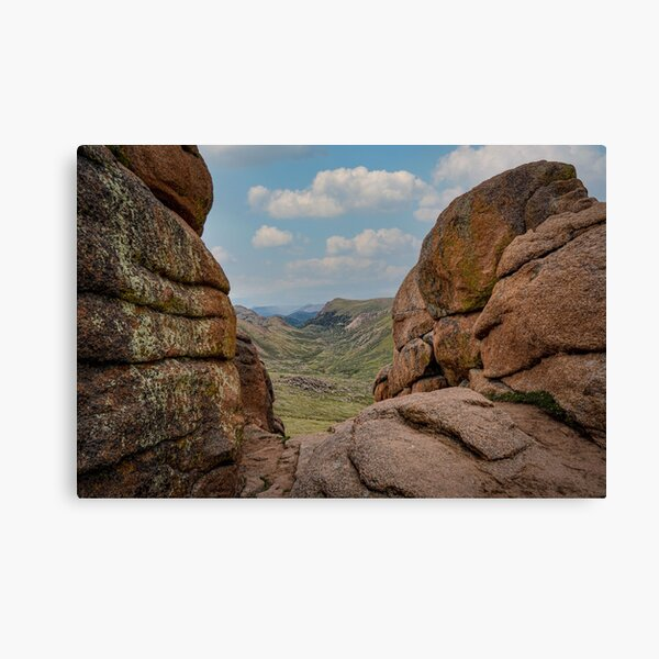 Pikes Peak - Colorado  Canvas Print