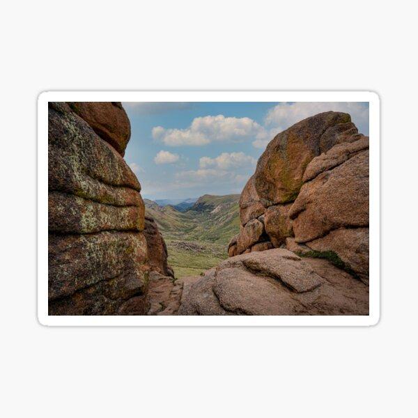 Pikes Peak - Colorado  Sticker