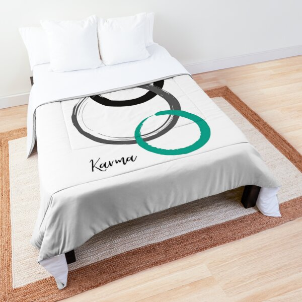 Karma growing Comforter