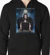 Night of 1000 Stevies 26: Dark Daughters T Shirts Benefit Animals Zipped Hoodie