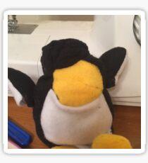 What? Penguin Sticker