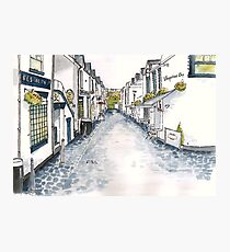 Ashton Lane, Glasgow Photographic Print