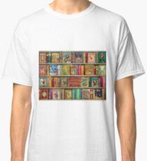 A Daydreamer's Book Shelf Classic T-Shirt
