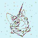 Behold the Wondrous Unicat! by xanaduriffic