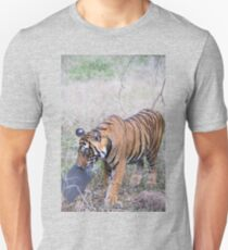 Young Bengal Tiger Prowling T-Shirt