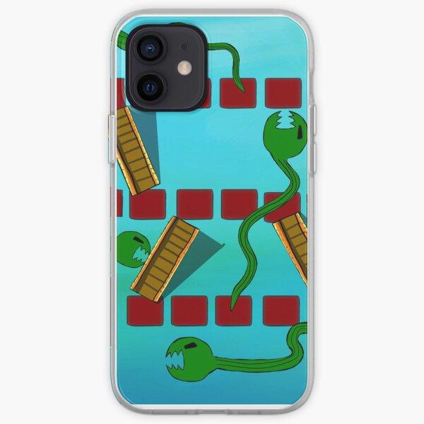 Eels and Escalators iPhone Soft Case