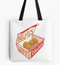 """""""Nugs Not Drugs"""" Tote Bag"""