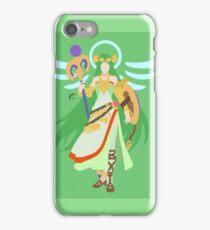 Palutena (Green) - Super Smash Bros. iPhone Case/Skin