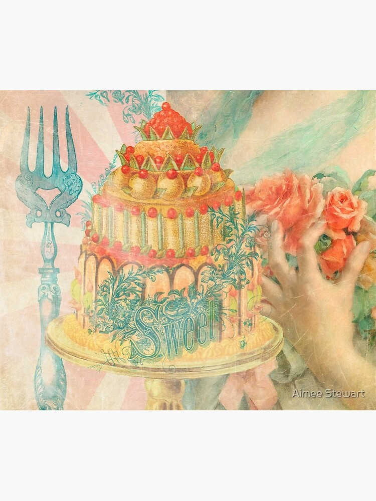 Let Them Eat Cake by Foxfires