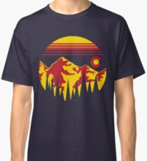 Colorado Skies Classic T-Shirt