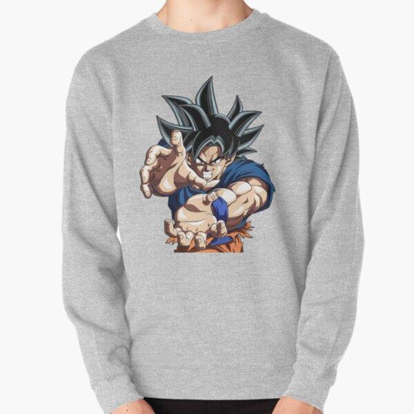 Goku Utra Instinct - Dragon Ball  Sweatshirt épais