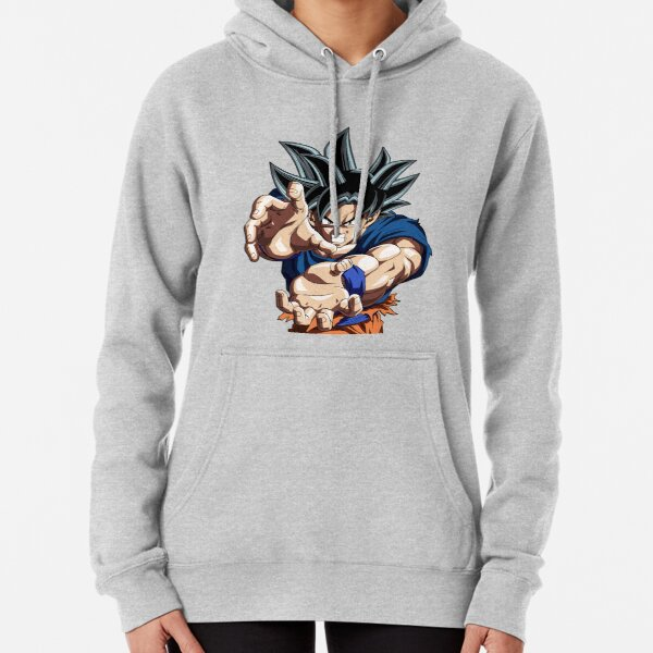 Goku Utra Instinct - Dragon Ball Pullover Hoodie