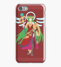 Palutena (Viridi) - Super Smash Bros. iPhone Case/Skin
