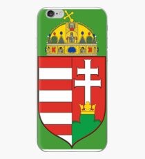 Coat of Arms of the Kingdom of Hungary iPhone Case