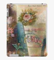 Les Fleurs iPad Case/Skin