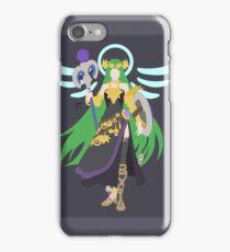 Palutena (Dark Pit) - Super Smash Bros. iPhone Case/Skin