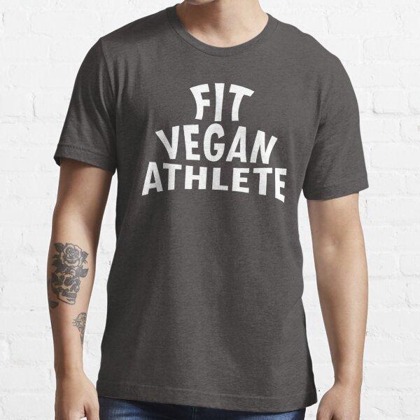 Fit Vegan Athlete Essential T-Shirt