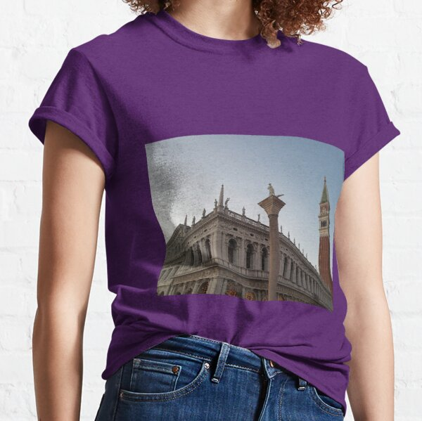 St Mark's Square in Venice Classic T-Shirt