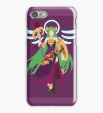 Palutena (Medusa) - Super Smash Bros. iPhone Case/Skin