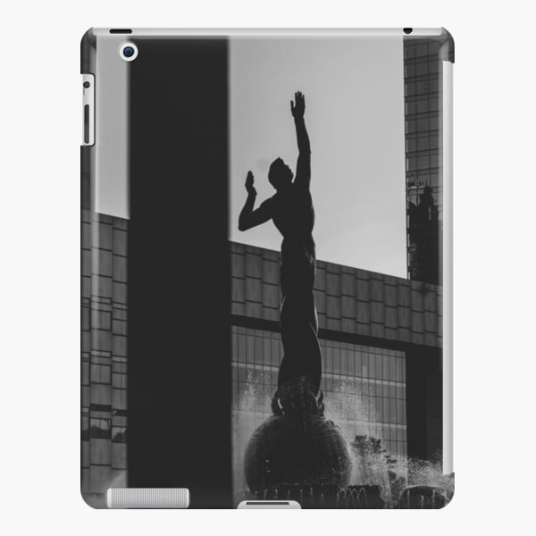 Fountain Of Eternal Life - Downtown, Cleveland iPad Snap Case