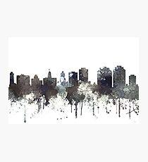 Halifax, Nova Scotia, Canada Skyline - CRISP Photographic Print
