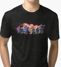 MARES OF HARMONY (ALL) Tri-blend T-Shirt