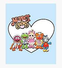 Muppet Babies! Photographic Print