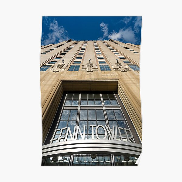 Fenn Tower  Poster