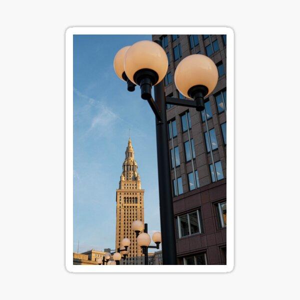 Terminal Tower - Cleveland Ohio Sticker