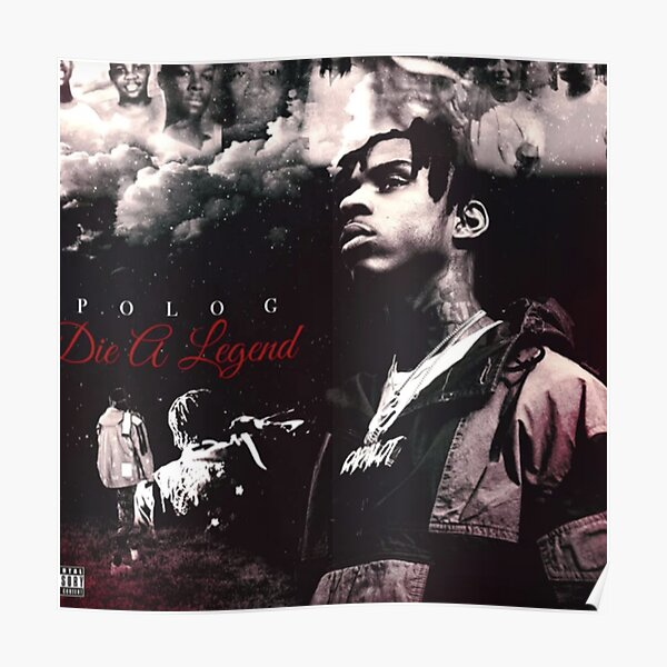 Polo G Die A Legend Poster