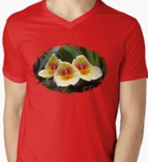 Every Day Is Our Best Day ~ Orchids Men's V-Neck T-Shirt
