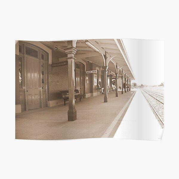 Bungendore Railway Station Poster