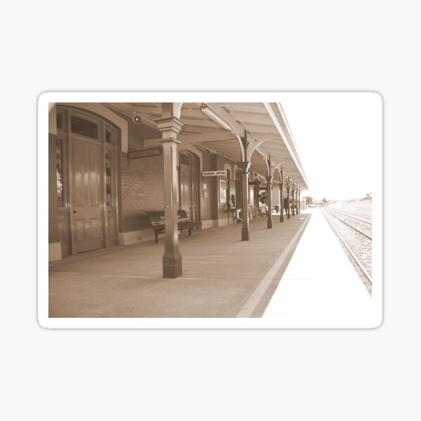 Bungendore Railway Station Sticker