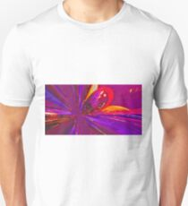Town in  color and explosion T-Shirt