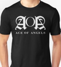 Kpop - AoA Shirt (weiß) Slim Fit T-Shirt