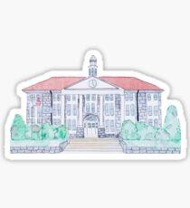 Wilson Hall Sticker