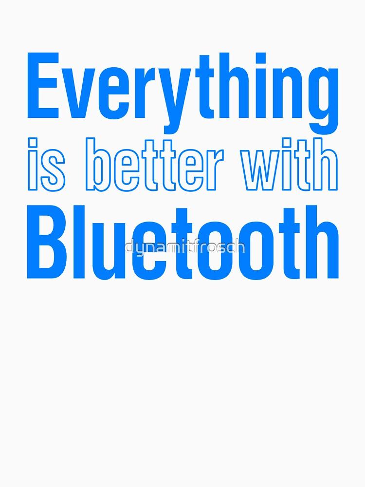 Bluetooth von dynamitfrosch