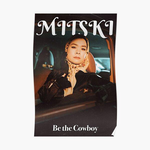 Mitski Be the Cowboy Poster