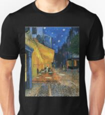 Vincent Van Gogh -Cafe Terrace at Night .Van Gogh -Cafe Terrace at Night Unisex T-Shirt