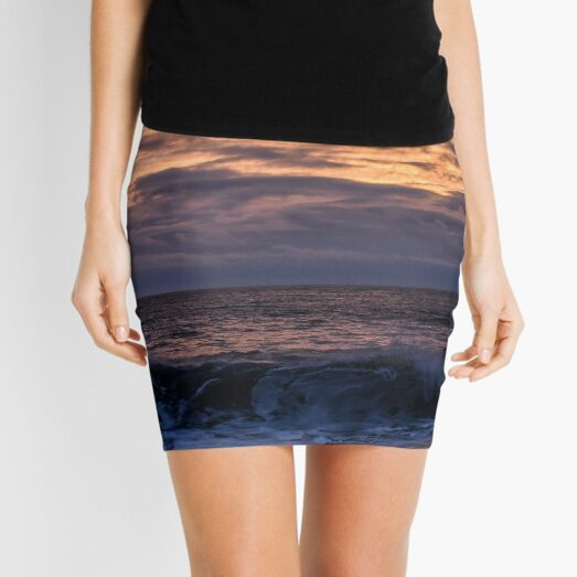 Sunrise 3 Mini Skirt