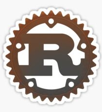 Rust Sticker